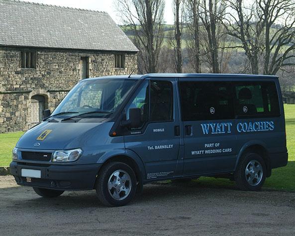 minibus hire doncaster